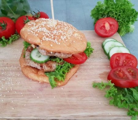 BuyFit - Low - Carb - Burger