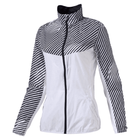 BuyFit - RUNNING DAMEN GRAPHIC JACKE