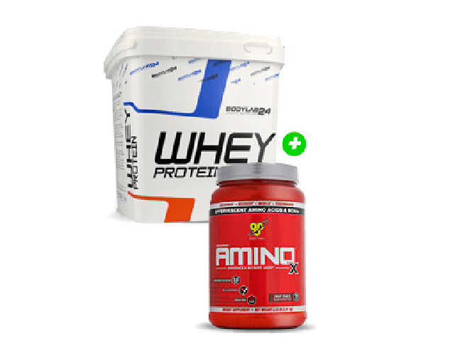 BuyFit - Whey Protein + Amino