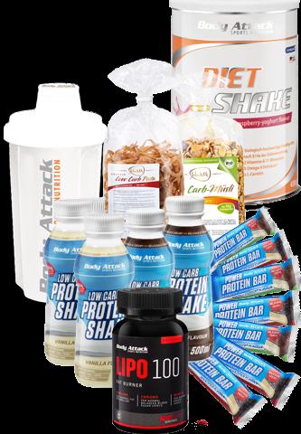 10 Tage-Blitz-Diät-Paket
